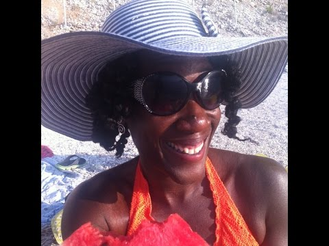 Finally on the Beach! Pucisca: Croatian Vacation vlog#17| Black and Natural in Jerusalem #130