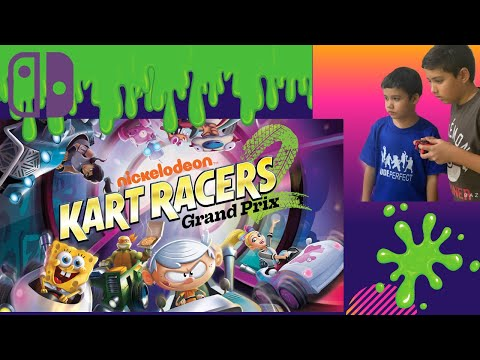 Nickelodeon Kart Racers 2: Grand Prix -- JP Gaming Ep. 1 |