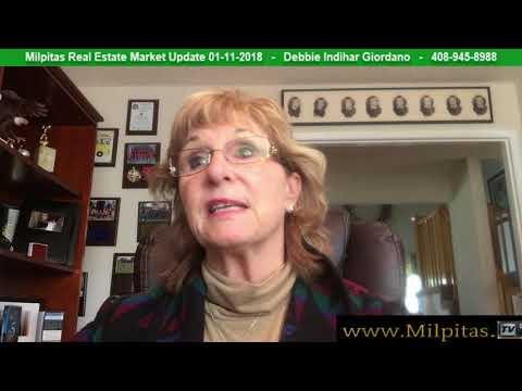Milpitas Real Estate Market Update 01 11 2018