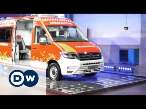 Polish Crafter: New VW plant in Poland | Drive it!