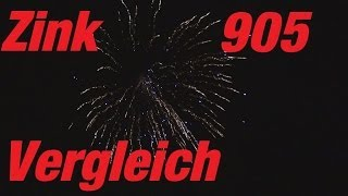 Zink 905 Brokat-Blau -- Pimp 2g vs 4,5g vs 6,5g vs original [Full HD]