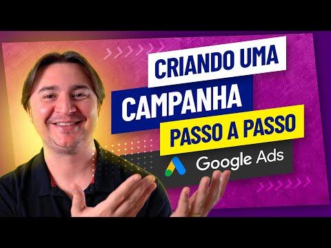 CRIANDO UMA CAMPANHA NO GOOGLE ADS (ADWORDS) 2018/2019