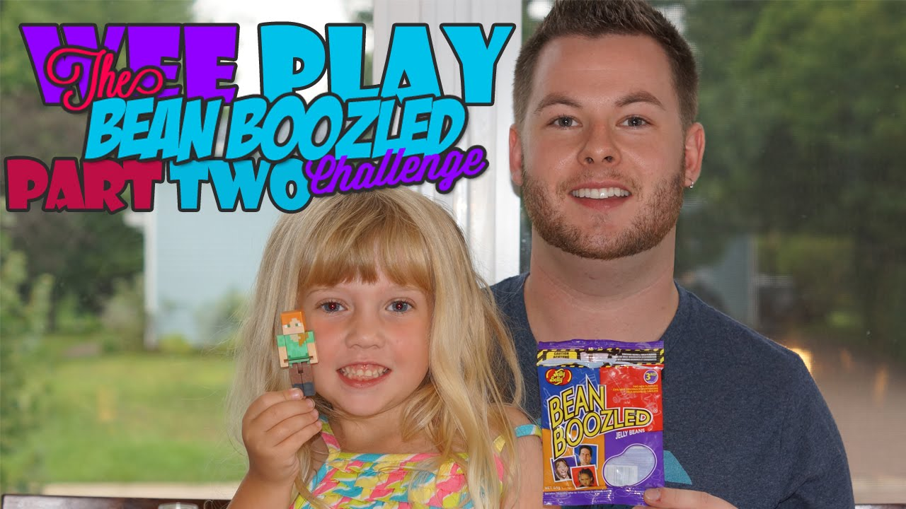 how to play bean boozled without spinner