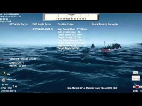Redwater - Torpedo Data Computer Basic Info Gathering