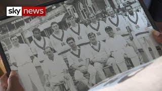 Windrush cricket star can't get a British passport