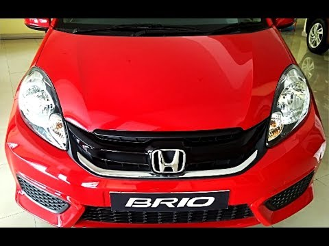 2017 All New Honda Brio Complete Review