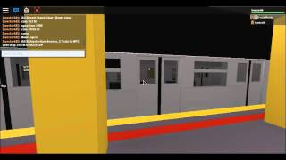 [ROBLOX] IND Subway: R42 C Train @ 163 Street Amsterdam Ave