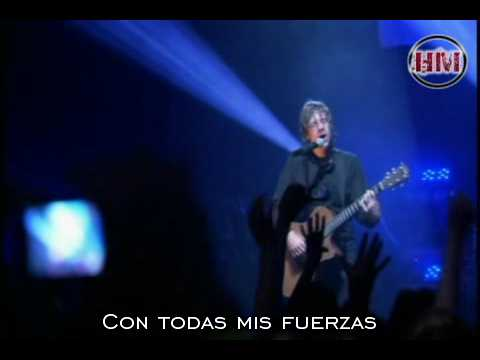 Switchfoot - Only Hope (subtitulado español) [History Maker]