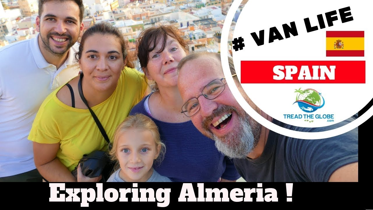Download Exploring the sights of Almeria Spain