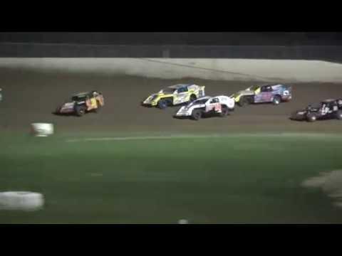 IMCA Sport Mod feature 34 Raceway 7/23/16
