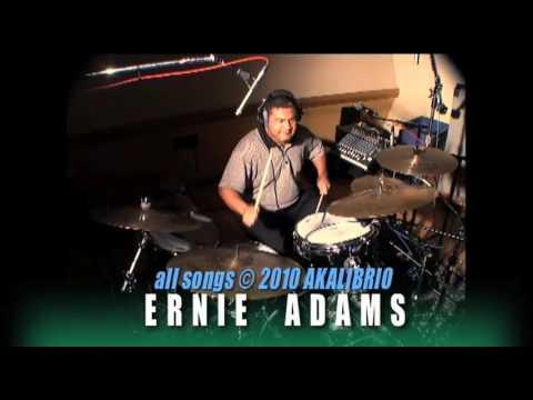 Ernie Adams / drumkit reel / 2010