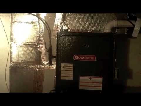 Review of Goodman Furnace with Propane Conversion Kit