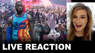 Space Jam 2 Trailer REACTION