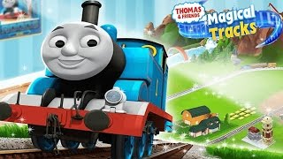 Thomas and Friends: Magical Tracks   Train Set Henry