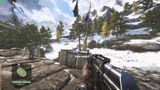 Far Cry 4 First Minutes of Gameplay with SweetFX[60 FPS]