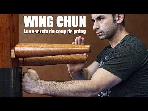 Wing Chun Kung Fu :  Les secrets du coup de poing avec Greg Gothelf - Goodies#60