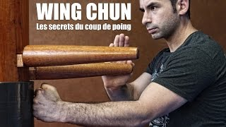 Wing Chun Kung Fu :  Les secrets du coup de poing avec Greg Gothelf - Goodies#60