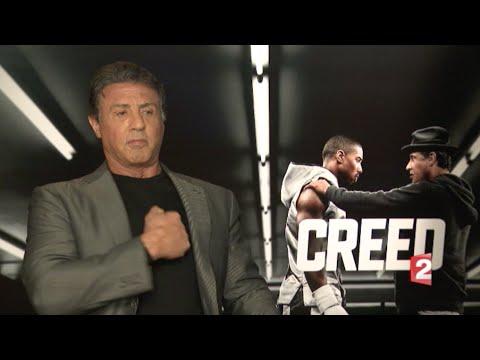 Interview avec Sylvester Stallone pour la sortie de Creed