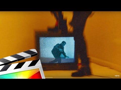 EASY A$AP Rocky Music Video TRANSITION Effect - Final Cut Pro 10.4