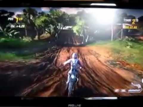 mx vs atv alive jeux de moto cross youtube