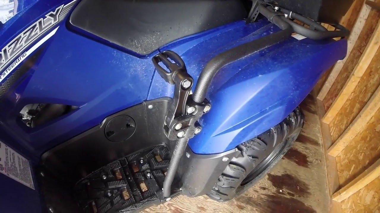 Foot  Yamaha R
