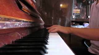Jean Michel Jarre - Chronologie part. 2 (main theme piano cover)