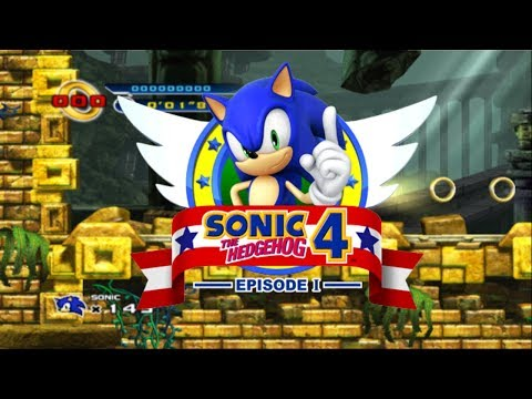 Sonic the Hedgehog 4 - Episode I Lost labyrinth  Zone (WiiWare JP Beta) |