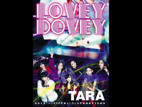 T-ara - 3. Lovey Dovey (Club Remix Ver.)
