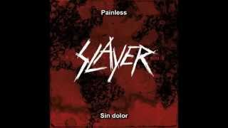 Slayer - Beauty Through Order (World Painted Blood Album) (Subtitulos Español)