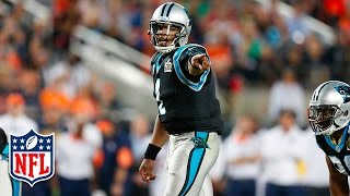 Who's Cam Newton's Biggest Competition For NFL MVP in 2016? | NFL HQ