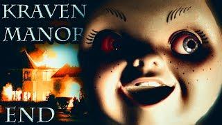 WTF OVERLOAD! ~ Kraven Manor Free Horror Game ~ FINAL