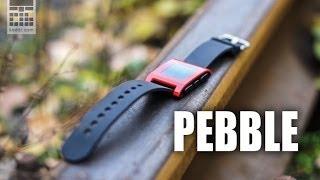 Pebble - обзор умных часов от keddr.com