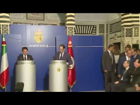 Tunisia: Italian, Tunisian PMs discuss migration