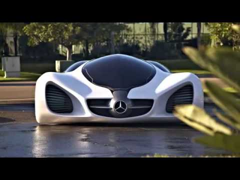 The Future Has Arrived Mercedes Benz Concept Could Cars Be Grown