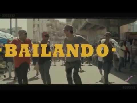 BAILANDO VIDEO ORIGINAL LETRA