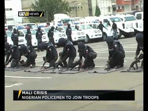 Mali Crisis: Nigerian Policemen to join Troops