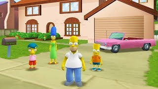 GTA DOS SIMPSONS ONLINE? - SIMPSONS HIT AND RUN COM AMIGOS NO MULTIPLAYER