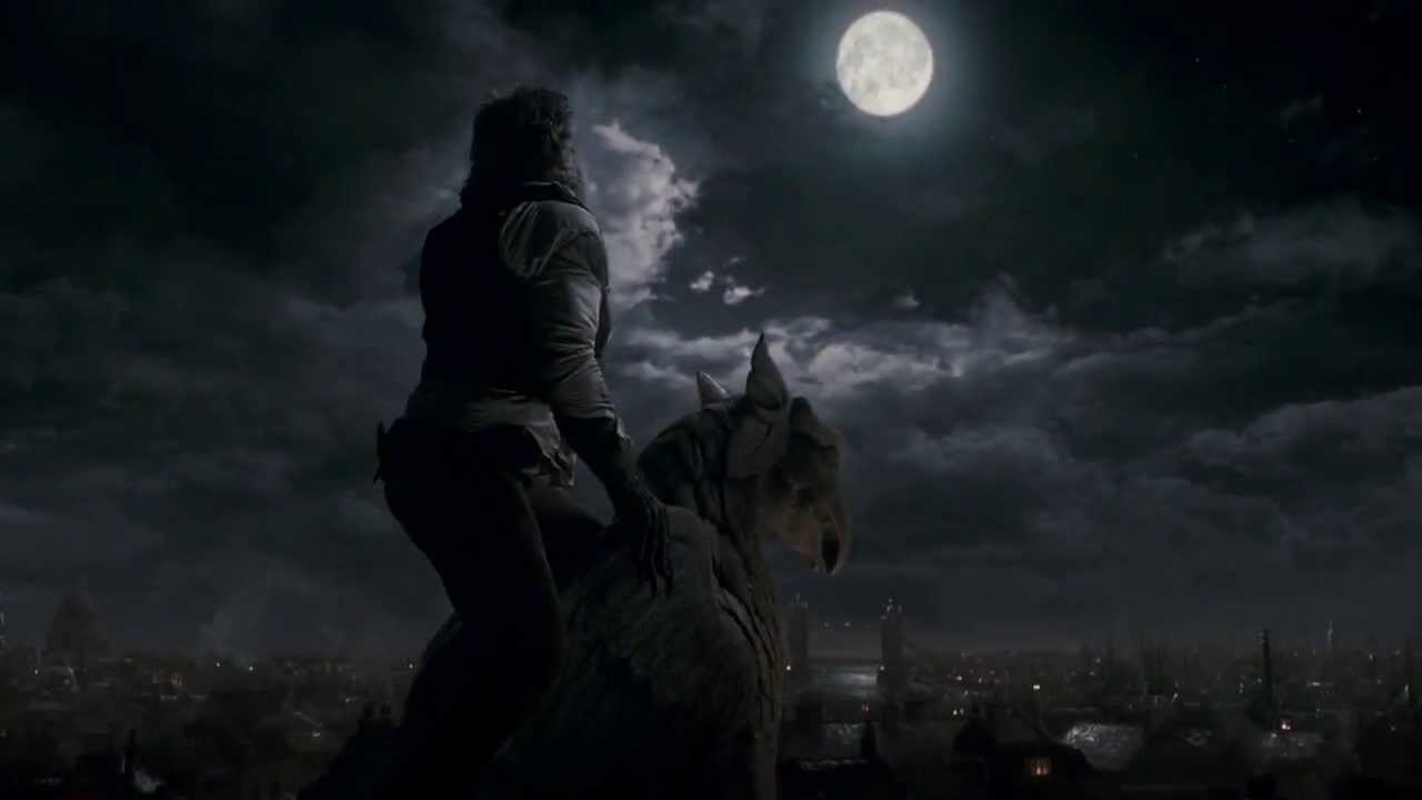 Epic Wolfman Video with Danny Elfman Music - YouTube
