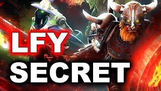 SECRET vs LFY - Brutal Savage REKT - Perfect World Minor DOTA 2