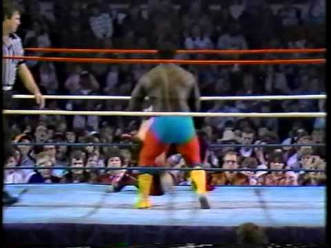 Koko B.Ware in action
