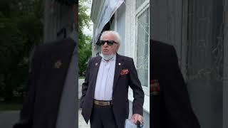 Участник Великой Отечественной войны Владимир Эккельман обратился к жителям Екатеринбурга