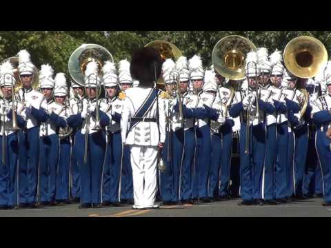 Benicia High School Panther Marching Band - Kiwi on Parade