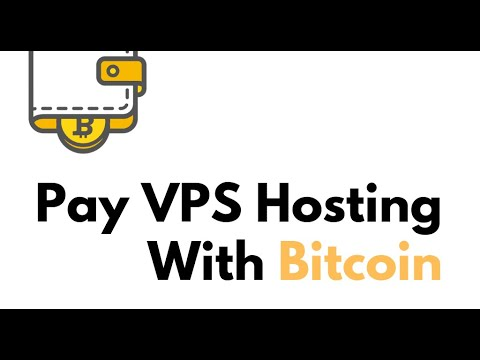 How To Buy VPS Hosting, Dedicated Server, CPanel Hosting By Bitcoin!