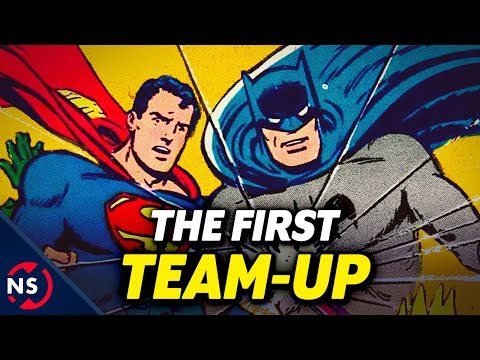 The Dumb Reason BATMAN and SUPERMAN Started Teaming Up in DC Comics! || NerdSync