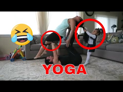 Couple Yoga First