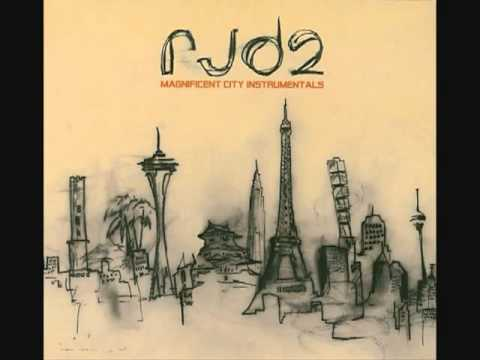 RJD2 - A Beautiful Mine
