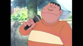 ジャイアン、アイネクライネ歌う。