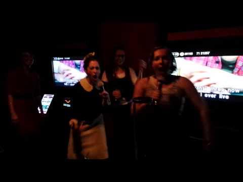 dec 2014 acb karaoke gangsta paradise