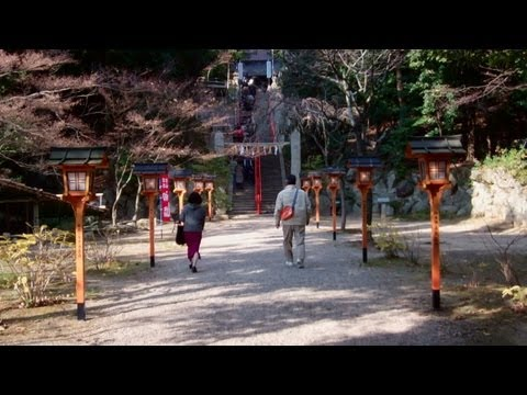 Mefu Shrine (めふ神社), Takarazuka City, Hyogo Prefecture