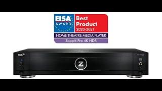 Zappiti Experience P01 The Zappiti Pro4K HDR Media Player